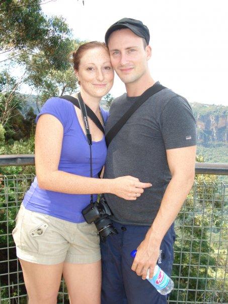 Parler anglais m'a permis de m'évader 2 ans en Australie (photo prise en 2008)